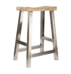 Stool idea for kitchen bench (Matt Blatt)