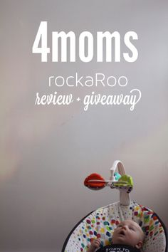 Wild & Precious: Ready to Rock?! 4moms rockaRoo review & giveaway. I want to win!