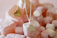Ardmore Jewellery is a range of sea and naturally inspired jewellery which is designed and made on the edge of Ardmore Bay in County Waterford, Ireland. Handmade Jewelry, Ardmore Ireland, Drop Earrings, Elegant, Heart Pendants, Simple, Pink Necklace, Gold Heart, Silver