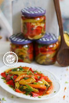 Yağlı Biber Turşusu – Mutfak Sırları – Pratik Yemek Tarifleri Ratatouille, Cooking, Ethnic Recipes, Food, Kitchen, Essen, Meals, Yemek, Brewing