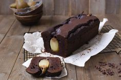thermomix chocolate pear cake