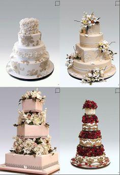 Indian Weddings Inspirations. Amazing Wedding Cakes. Repinned by #indianweddingsmag indianweddingsmag.com