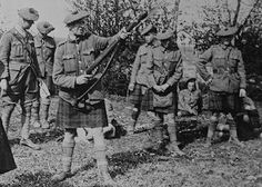 The History Place - World War I Timeline - 1914 - British Army Volunteers