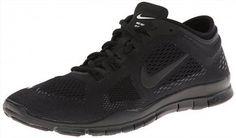 64.35$  Watch now - http://viobb.justgood.pw/vig/item.php?t=70g2mj22525 - Nike Womens Free 5.0 TR Fit 4 Running Shoes 629496-005 Sz 7.5 ALL BLACK