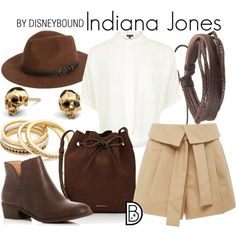 Disney Bound - Indiana Jones