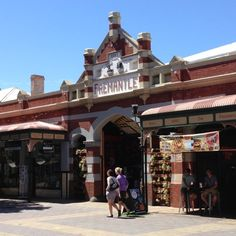 Fremantle's Markets including the Fremantle Market, eShed Markets and the Village Art Markets held in King's Square in Fremantle and South Beach Sunset Markets in Fremantle Western Australia. A Markets Map too! Western Australia, Australia Travel, Westerns, South Beach, Perth, Cities, Street View, Mansions, House Styles
