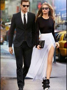 Couple. Style.