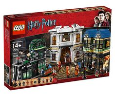 Harry Potter Lego Diagon Alley