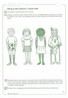 Co má vaše dítě umět a znát, než půjde do školy – vybrané listy ze všech… Indiana, Children, Kids, Science, Teaching, Comics, Books, Carnavals, Young Children