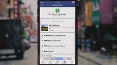 """""""Fai sapere ai tuoi amici che sei al sicuro """" Safety Check di Facebook giungerà a supporto delle persone presenti in aree investite da calamità naturali.  http://www.socialistening.it/sicuro-facebook-introduce-safety-check-contro-catastrofi/"""