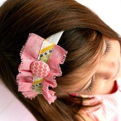 { Made to Match Ruffle Headband }
