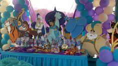 Aladdin Party I'm sure we will have one of these