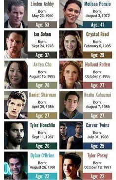 I'm a French fan of Sterek and Teen Wolf !!!!
