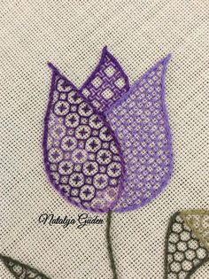Blackwork Patterns, Blackwork Embroidery, Hand Embroidery Stitches, Silk Ribbon Embroidery, Cross Stitch Embroidery, Embroidery Patterns, Abstract Embroidery, Flower Embroidery Designs, Needlepoint Stitches