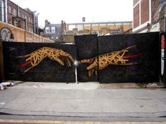 London's Top Graffiti and Street Art Locations Graffiti Murals, Best Street Art, Art Therapy Activities, Sculpture Clay, Chalk Art, Land Art, Art Journal Inspiration, Street Artists, Urban Art