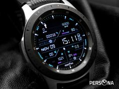 Heart Rate Zones, Best Looking Watches, Open App, Face Design, Watch Faces, Interesting Faces, Persona, Smart Watch, How To Look Better