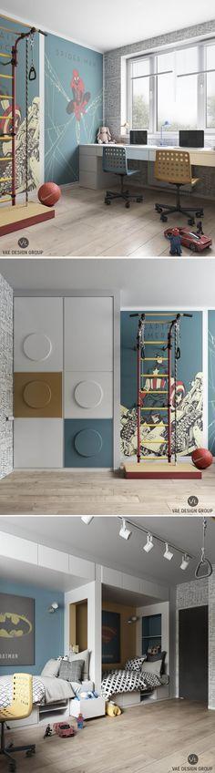 Kids' room - Галерея 3ddd.ru