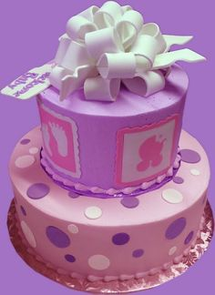 Baby Shower- good for a little girl or a little boy.