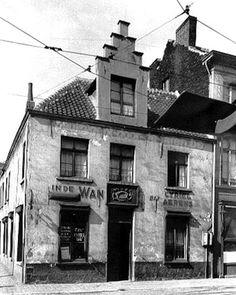 Sleepstraat/Sint-Salvatorstraat