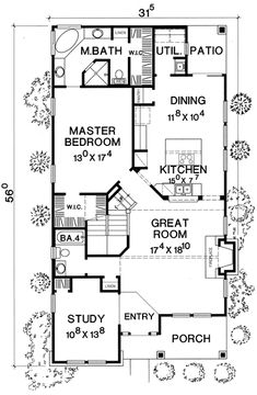 House Plans likewise Induction Cooker furthermore L Shaped House furthermore Flat Roof besides Cartoon Houses. on home front porch design