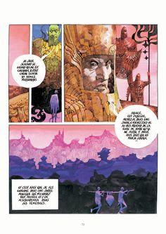 Sharaz-De (tome 1) par Sergio Toppi