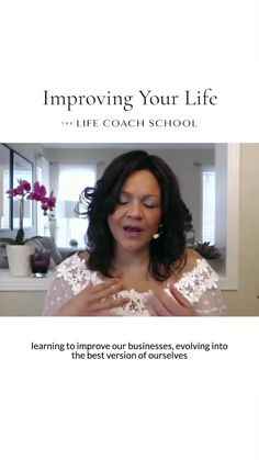 How much have you grown in the last year? If you don't absolutely love the answer to that question, Self Coaching Scholars is for you. Click the link to learn more. Better Life, Feel Better, Brooke Castillo, The Life Coach School, Stop Overeating, Life Coaching Tools, Time Management Tips, Transform Your Life, Thoughts And Feelings