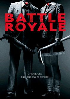 "definitely on my list of good films. I gave this one five stars. Although, I felt disturbed while watching ""Battle Royale."""