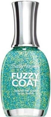 New Sally Hansen Fuzzy Coat Textured Nail Colors - Nouveau Cheap