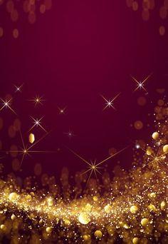 black gold dazzling light light effect