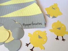 DIY backdrop - set of 20 paper fans for EASTER  https://www.etsy.com/au/listing/269632623/diy-easter-chicks-party-rosettes-set?ref=shop_home_active_2