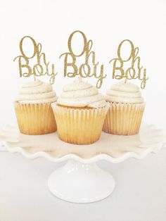 Hey, I found this really awesome Etsy listing at https://www.etsy.com/listing/279565342/oh-boy-cupcake-toppers-oh-boy-cake