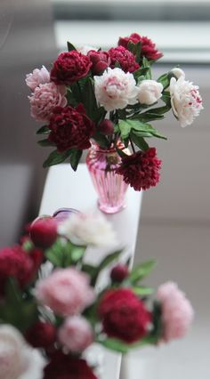 Peonies 1/12 by Marta Marty. OMG these are gorgeous! And I want them!