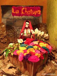 """La Noche de """"La Cantada"""" (Día de Muertos). Naolinco, Veracruz México."""
