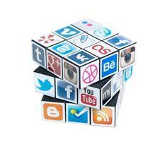 Facebook, Twitter, Instagram, LinkedIn şiGoogle totalizează mai mult de 2.500 de milioane de utilizatori.  #shu#