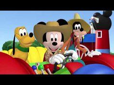 La Casa de Mickey Mouse: Canción para sembrar - YouTube