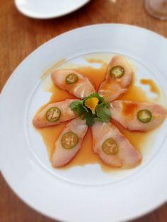 LA: Yellowtail jalapeño at my fave restaurant Nobu Malibu. #MyTripAdvice