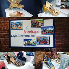 The destination is #style for @baretrapsshoes #spring2016 #womensshoes #baretraps #heels #platgorm #fashion #style #stylish #love