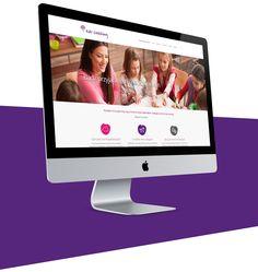 Branding, Logo design and Website development for Edu Coaching, Poland.
