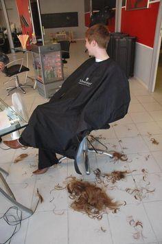 https://flic.kr/p/doQQUS | Dal  parrucchiere dopo il taglio