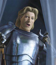 Prince Charming - Shrek