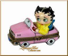 Betty Boop Sunday Drive (Retired)