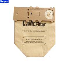 6 PCS/LOT For VORWERK KOBOLD KOBOLD130 VK130 VK131 FP131 Paper dust bag suitable Vacuum Double Lined Micro Fibre Filter Dust Bag #Affiliate