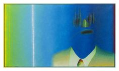 Ed Paschke, (American, 1939-2004) | Silveroid, 1979.