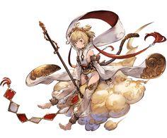 アンチラ(猴妹) - 『グランブルーファンタジー』『碧藍幻想』 Wiki百科 - 巴哈姆特