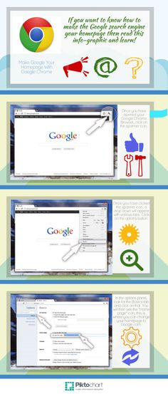 Learn how to make Google your homepage with Google Chrome.
