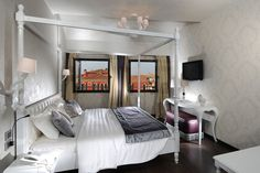 carnival palace venice 4 star design hotel in venice book direct on the official site for the best price - Hotel Romantique Jacuzzi Chambre Venise