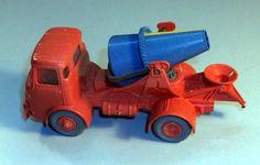 """Alter Dinky Toys """"Albion Cheeftain""""  Betonmischer Zustand sehr gut"""