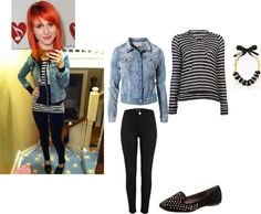 1000+ images about hayley Williams style on Pinterest | Hayley williams style Hayley williams ...