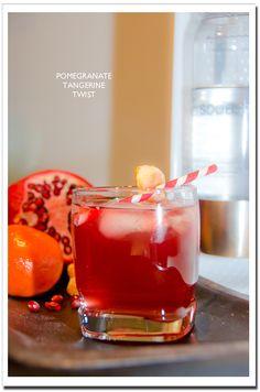 Pomegranate Tangerine Twist