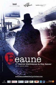 2ème édition du Festival international du Film policier de Beaune (21200) : 08-11/04/2010